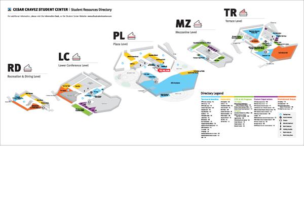 Building Map Events Sfsu